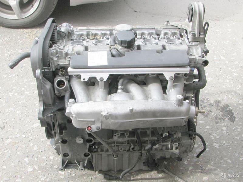 Двигатель B5244T3 турбо