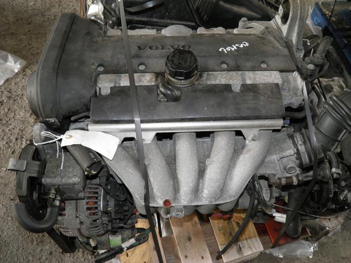 Двигатель b5244s2