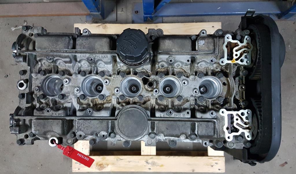 Двигатель Вольво B5244T5 турбо